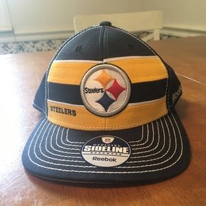 NFL Pittsburgh Steeler Hat